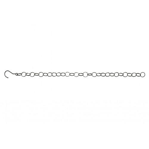 Łańcuch metalowy z hakiem LNM