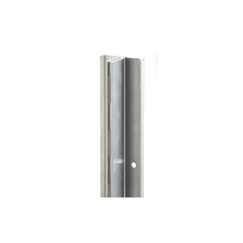 Noga - profil pojedynczy środkowy z aluminium o długości 240 cm UV024-0