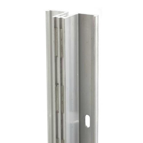 Noga - profil podwójny środkowy z aluminium o długości 240 cm UV026-0