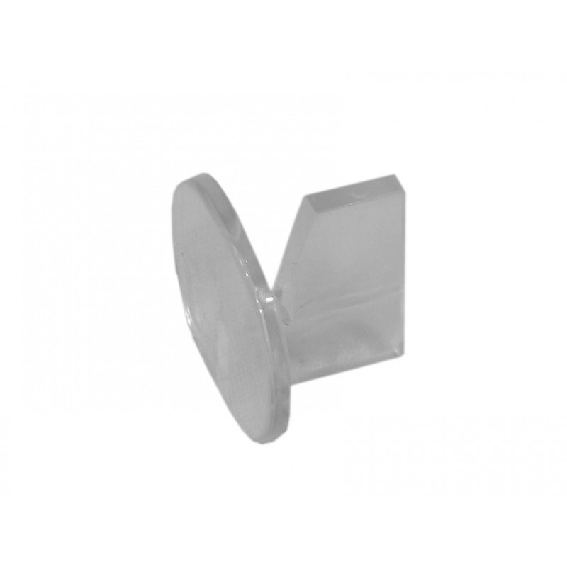 Uchwyt pleców płytowych plexi do UV2A, UV2B i UV3B UV027-0