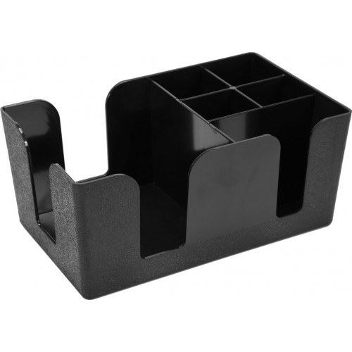 Pojemnik na akcesoria barmańskie 6 segmentów