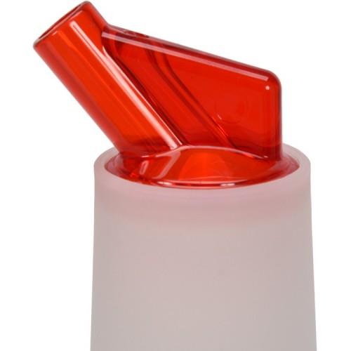 Dyspenser barmański 1l czerwony