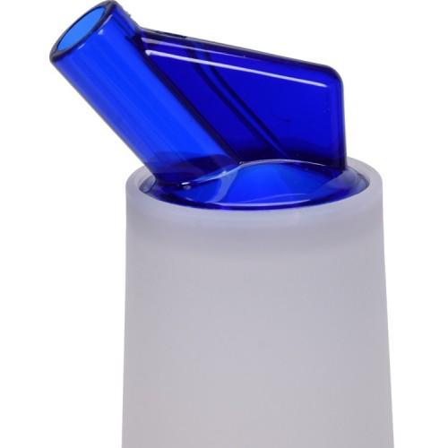 Dyspenser barmański 1l niebieski