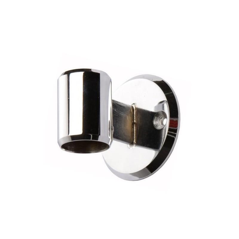 Uchwyt boczny balustrady przelotowy do rury fi 50 mm AC990-B