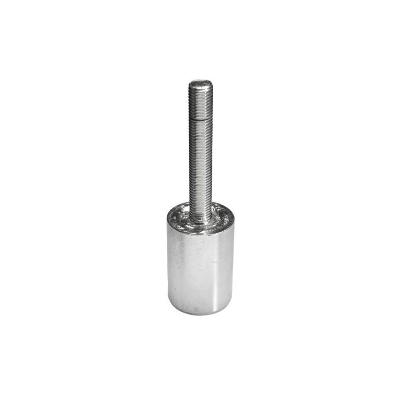 Końcówka mocująca do betonu do rury fi 50 mm AC925-B