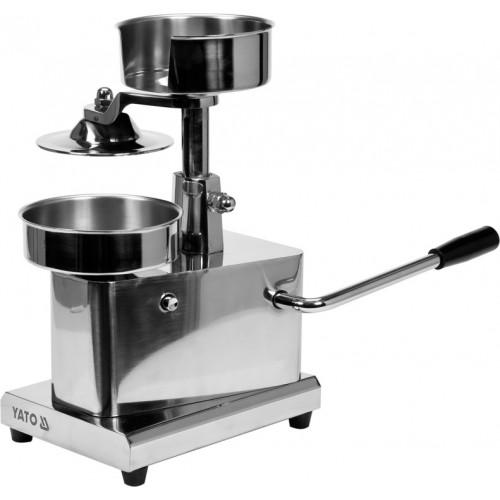 Maszynka do hamburgerów 130mm