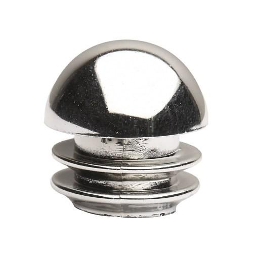Zaślepka półkolista do rury fi 25 mm AC507-D