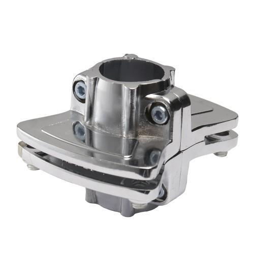 Podwójny wspornik półki do rury fi 25 mm TR596-0