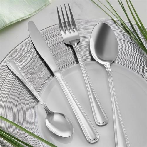 Nóż stołowy Kitchen Line [6 szt.]