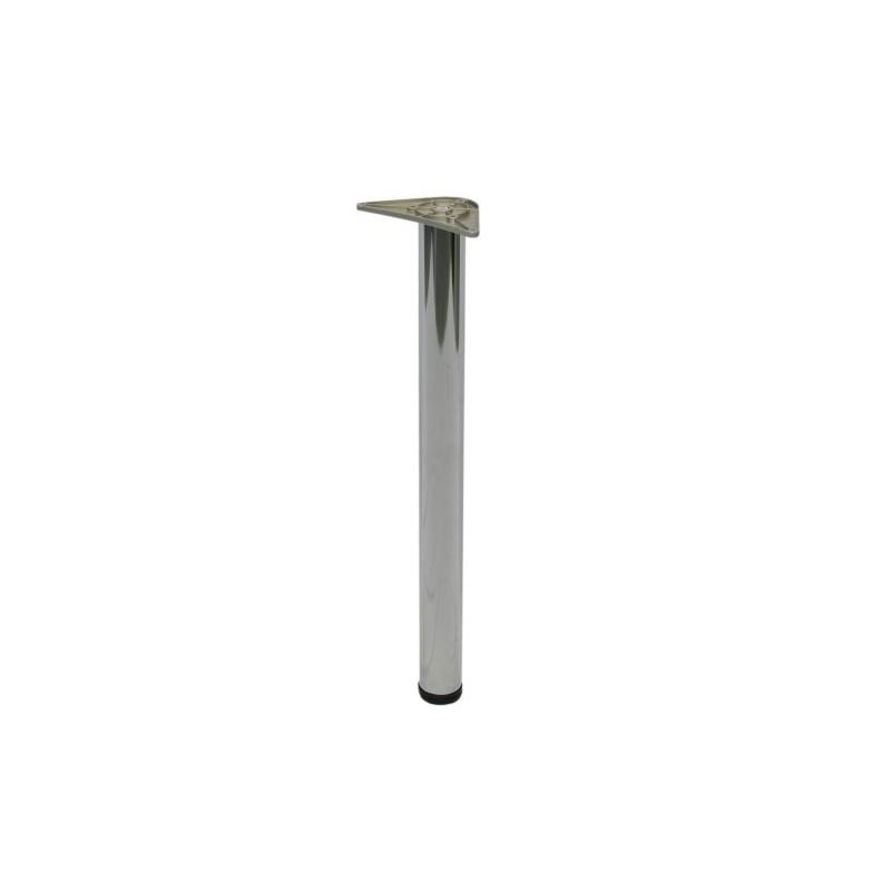 Noga z centralnym mocowaniem o wysokości 82 cm AC282-E-820