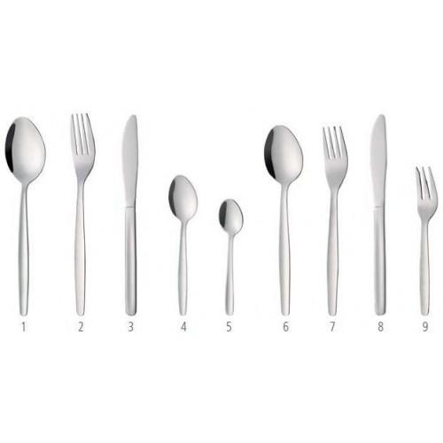 Nóż stołowy Budget Line [12 szt.]