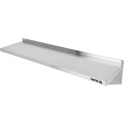 Półka wisząca przestawna pojedyncza 1200x300x180mm
