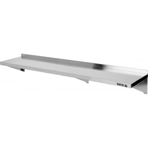 Półka wisząca przestawna pojedyncza 1800x300x180mm