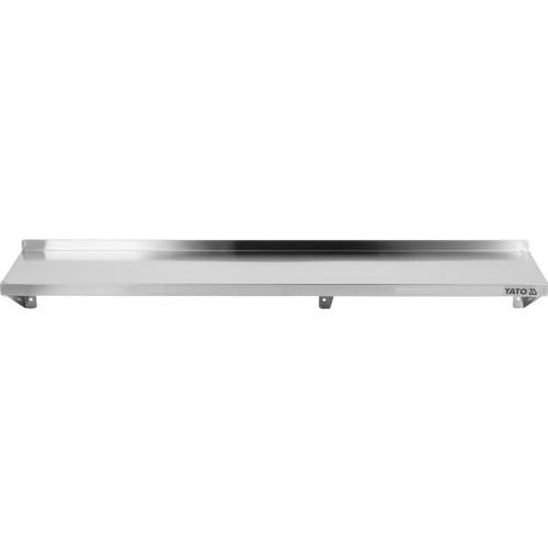 Półka wisząca przestawna pojedyncza 1500x300x180mm
