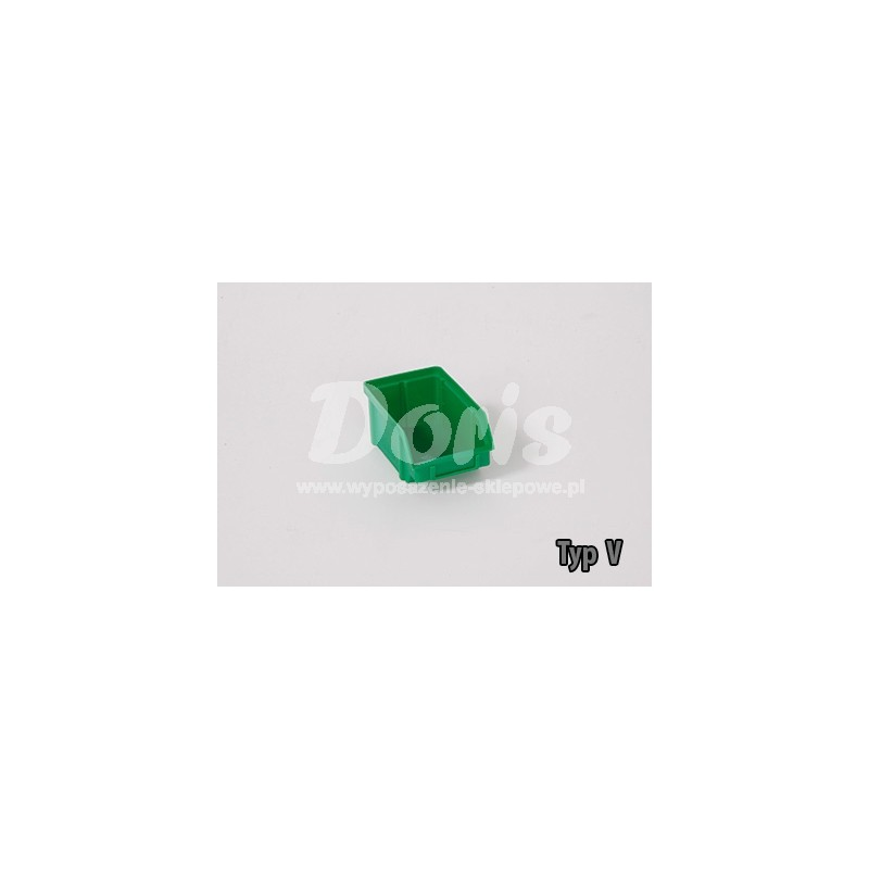 Pojemnik warsztatowy typu V o wymiarach 119x77x56 mm