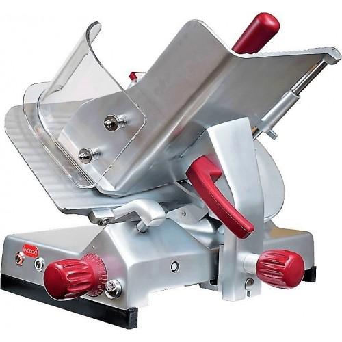 Krajalnica ceramiczna do wędlin, serów z nożem o średnicy 300 mm do sklepu INOXXI R300 CERA