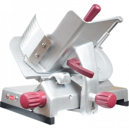 Krajalnica ceramiczna do wędlin, serów z nożem o średnicy 300 mm do sklepu INOXXI PN300 CERA
