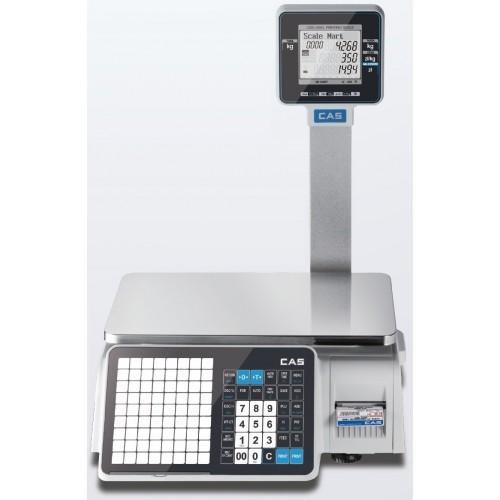Waga drukująca etykiety zakres ważenia 15 kg CAS CL3000 15P