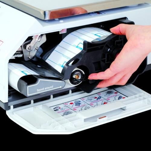 Waga drukująca etykiety zakres ważenia 15 kg CAS CL5500B