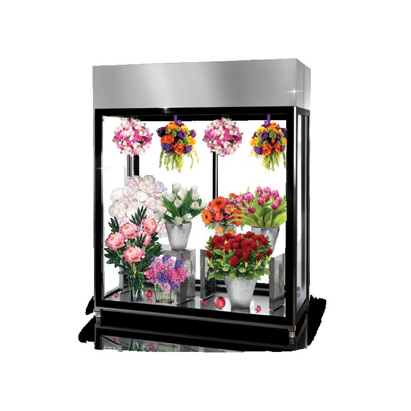 Chłodnicza Altana Kwiatowa o długości 200,5 cm