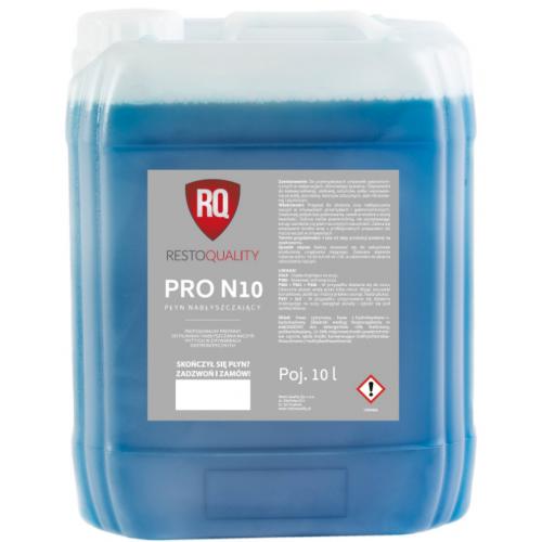 Profesjonalny płyn nabłyszczający N10