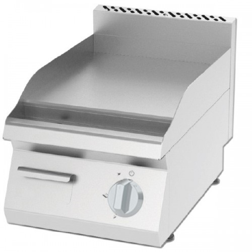 Płyta grillowa elektryczna, gładka KEDI-4060