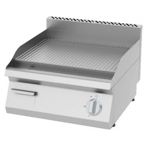 Płyta grillowa elektryczna, ryflowana  4,8 kW KEOI-6060