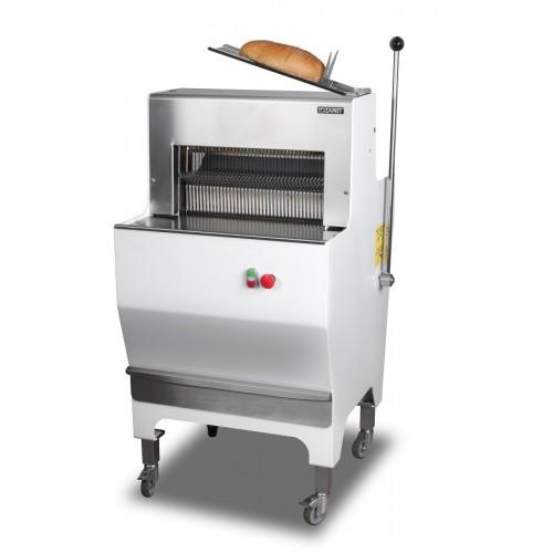 Krajalnice do chleba o grubości kromki 14 mm i zasilana 400 V