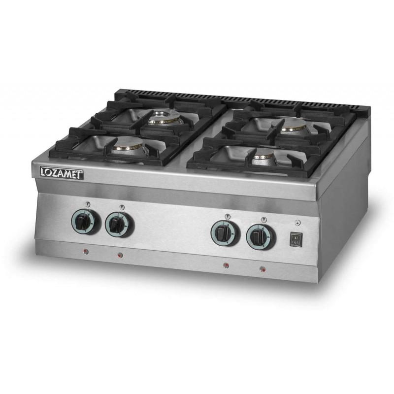 Kuchnia gazowa 4-palnikowa