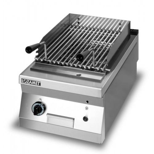 Lava grill gazowy o wymiarach 400 x 700 x 280 mm