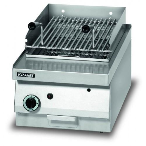 Lava grill gazowy o wymiarach 400 x 650 x 270 mm