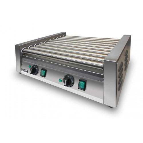 Grill elektryczny 10-rolkowy