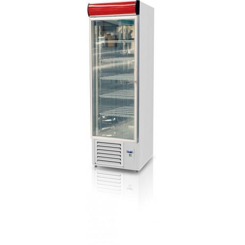 Szafa mroźnicza do sklepu, gastronomii, przeszklona o długości 65.8 cm EWA 500.1 M/EW100.1M