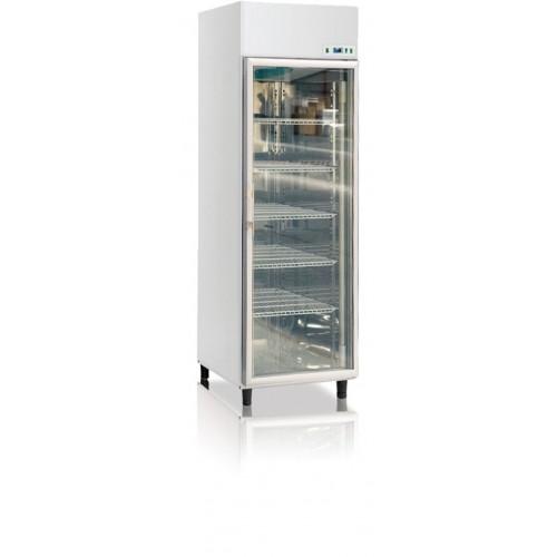 Szafa mroźnicza do sklepu, gastronomii, przeszklona o długości 65.8 cm EWA 500.1 AG M/EW100.1/AG/M