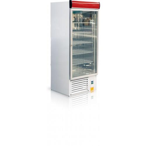 Szafa mroźnicza do sklepu, gastronomii, przeszklona o długości 81.8 cm JOLA 700.1 M/JO100.1M