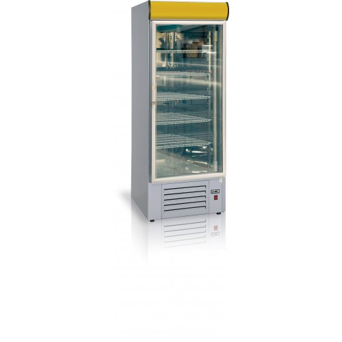 Szafa mroźnicza do sklepu, gastronomii, przeszklona o długości 70 cm JO100.1/M/GASTRO