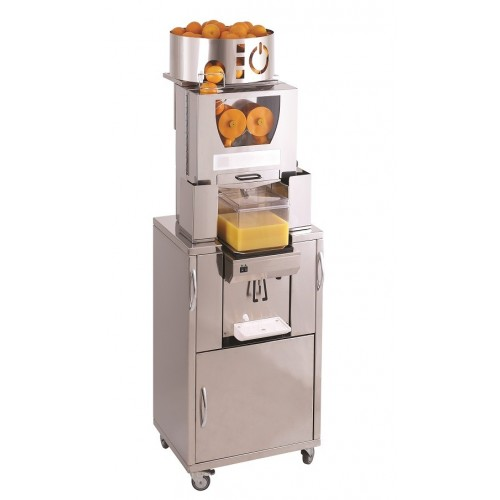 Automatyczna wyciskarka do pomarańczy z chłodzeniem
