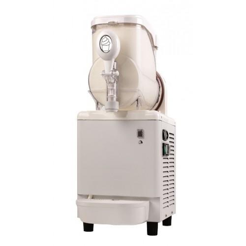 Urządzenie do sorbetów, lodów i mrożonych jogurtów o pojemności 5 litrów