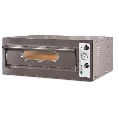 Elektryczny piec do pizzy jednokomorowy 4x32