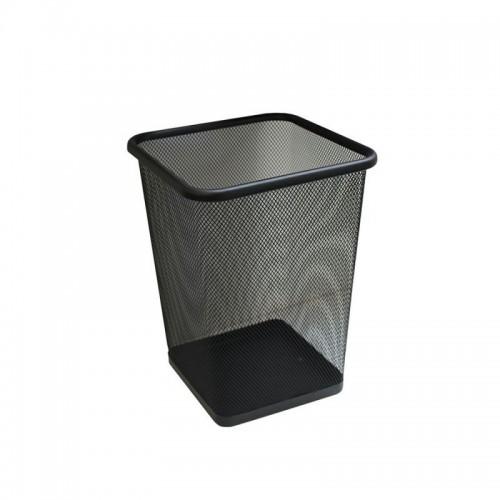 Kosz biurowy z siatki o pojemności 18 litrów KIC103