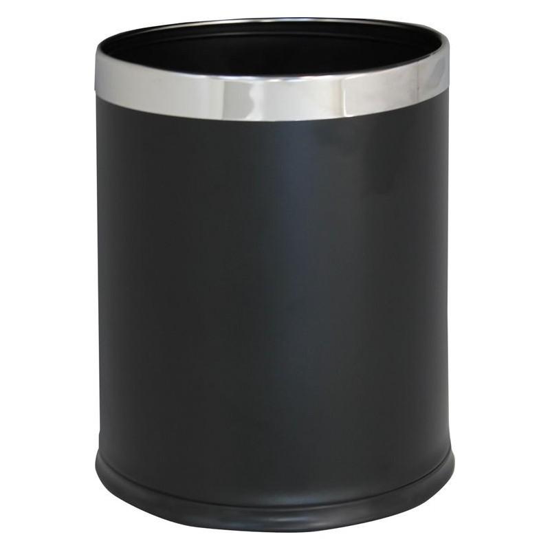 Kosz otwarty metalowy o pojemności 10 litrów KSC103/MER