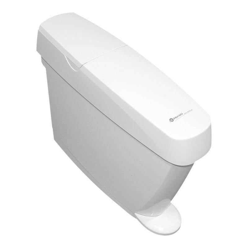 Kosz pedałowy na podpaski higieniczne o pojemności 15 litrów KJB406/MER