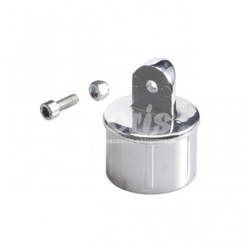 Połowa złącza zawiasowego do rury fi 50 mm AC972-B