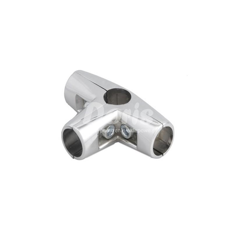 Złącze trzyramienne do rury fi 25 mm TR581-0