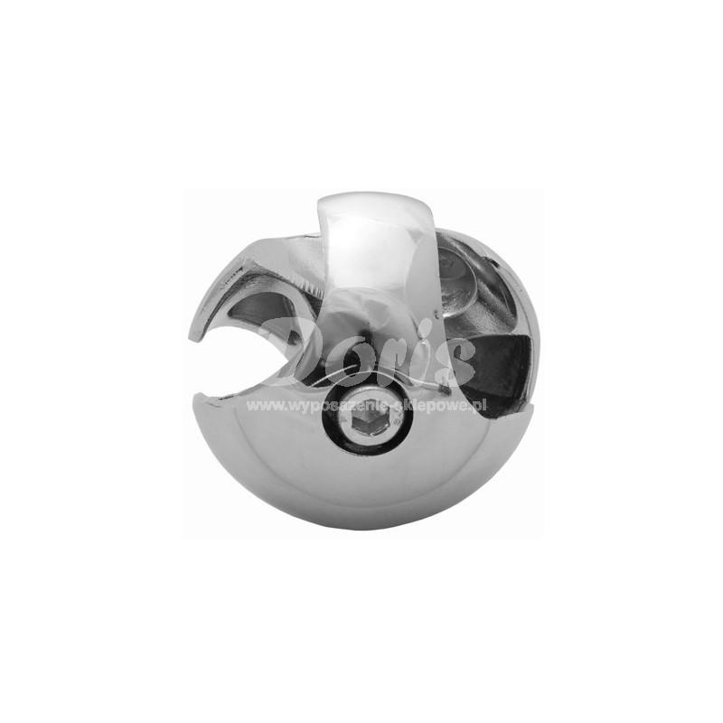 Złącze dwukierunkowe prawe do rury fi 25 mm TR501-P