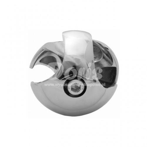 Złącze dwukierunkowe prawe do rury Ø 25 mm