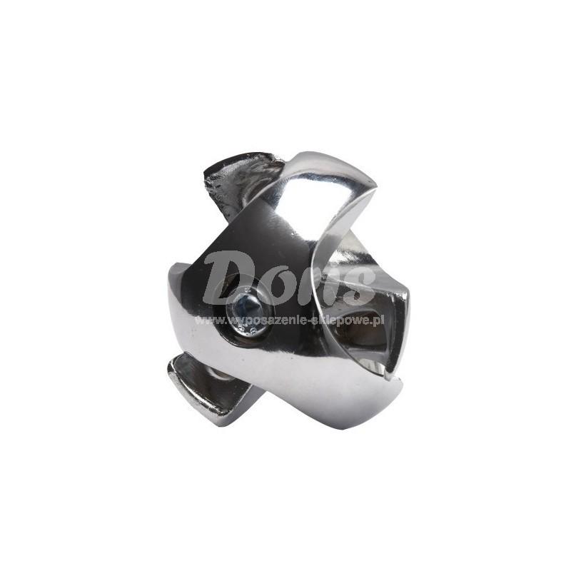 Złącze trzykierunkowe lewe do rury fi 25 mm TR502-L