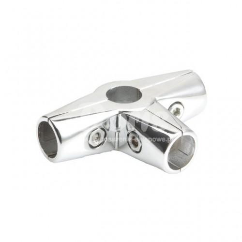 Złącze trzyramienne do rury Ø 25 mm