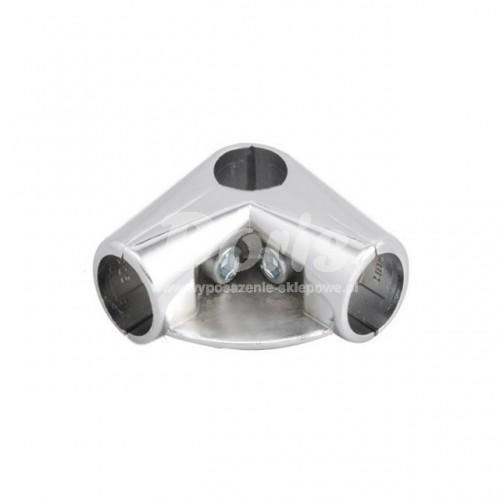 Złącze dwuramienne z półką do rury fi 25 mm TR580-0