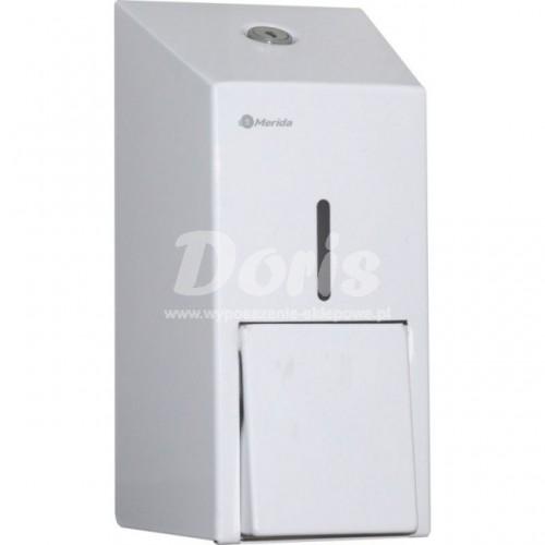 Dozownik mydła w płynie o pojemności 400 ml DSB102/MER